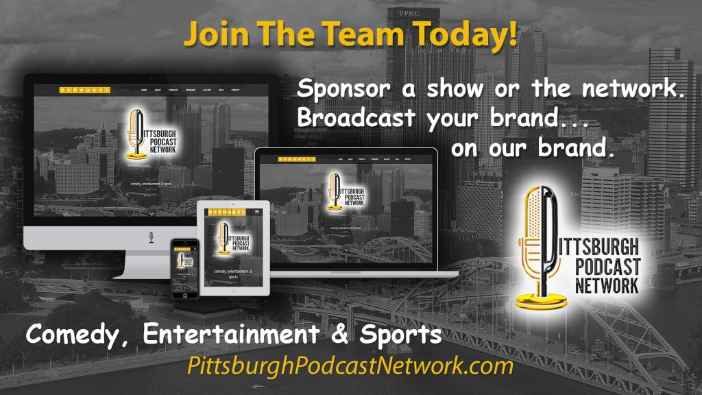 Be a sponsor on the Pittsburgh Podcast Network
