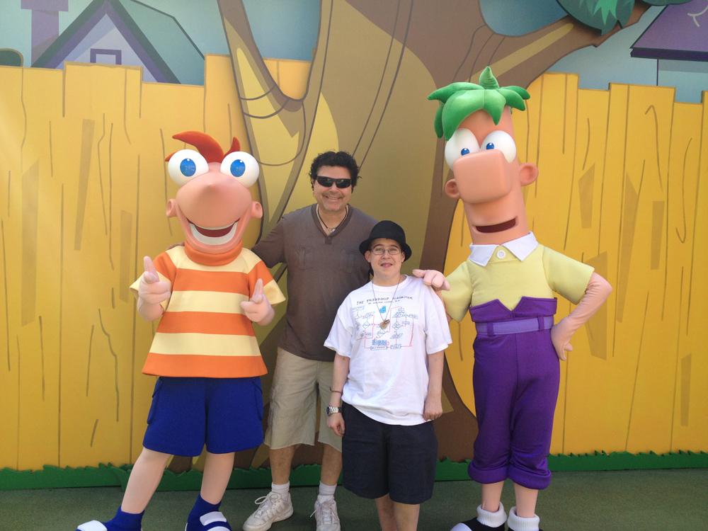 """Jim Krenn Erik Factor Disney Orlando"""