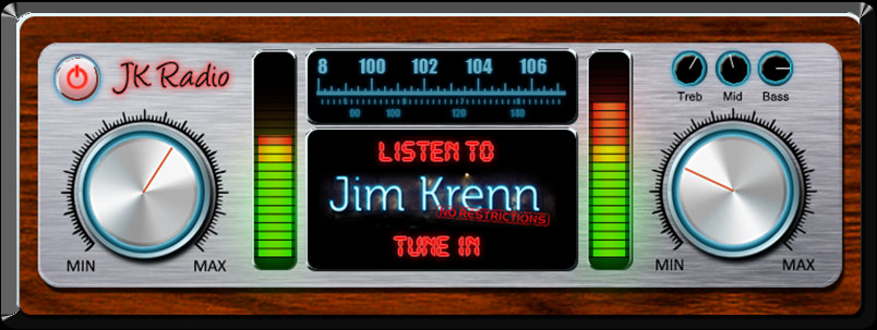 Jim Krenn No Restritions Radio