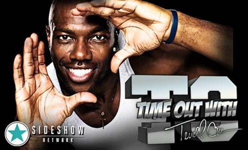 Timeout with Terrell Owens, podcast, sports podcast, Sideshow Network