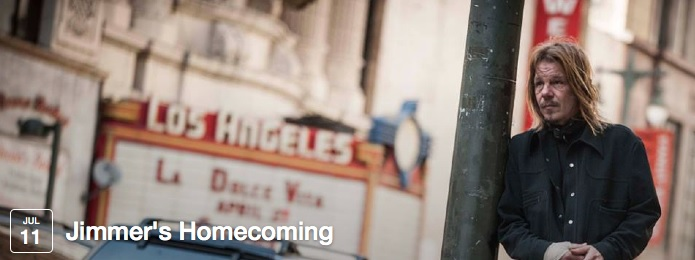 Jimmer Homecoming, Jimmer Podrasky, Pittsburgh music