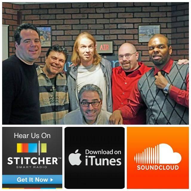 Jim Krenn: No Restrictions, comedy podcast, Sideshow Network