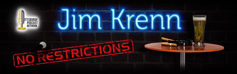 Jim Krenn No Restrictions Podcast Header