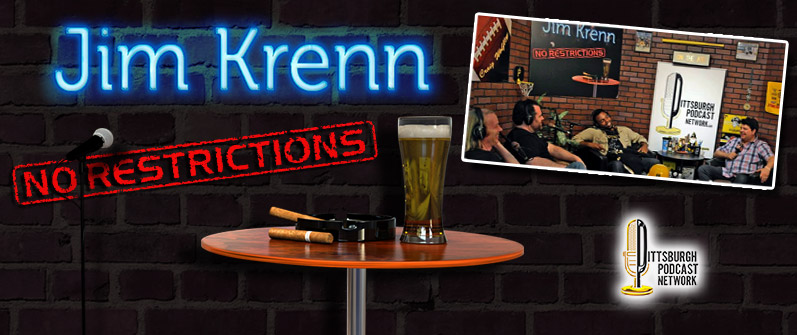 The Jim Krenn No Restrictions Podcast