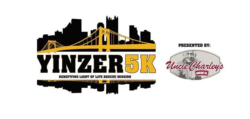 Yinzer 5k Pittsburgh 2017