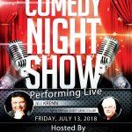 Jim Krenn Gene Collier Karma Comedy Show 2018