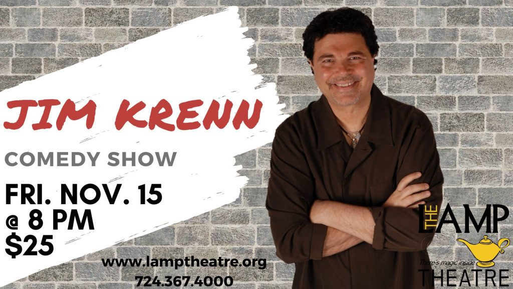 Jim Krenn, Jimmy Krenn, Comedy Show, talent network